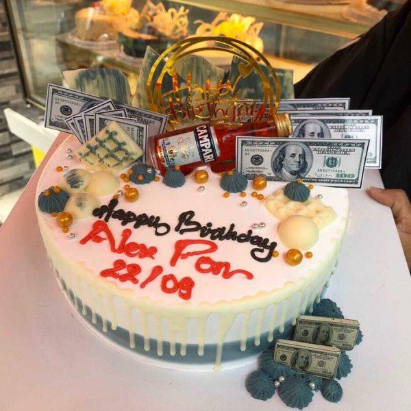 bánh sinh nhật rút hình