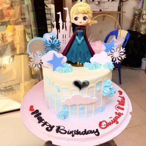 bánh sinh nhật elsa