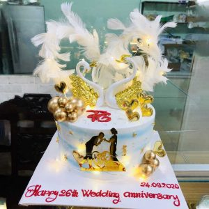 Bánh sinh nhật kỉ niêm ngày cưới