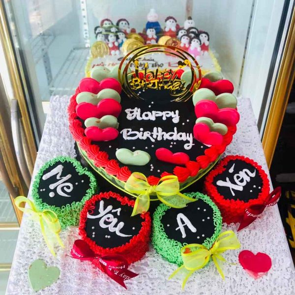 Bánh sinh nhật tặng chồng