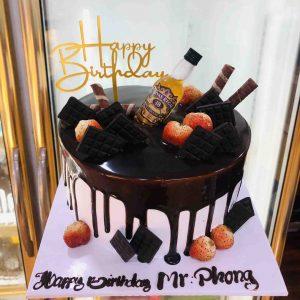 Bánh sinh nhật tặng đồng nghiệp