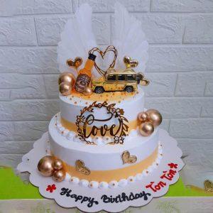 Bánh sinh nhật dành cho bé trai