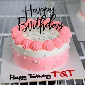 Bánh sinh nhật mini giá rẻ