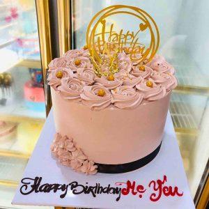 Bánh sinh nhật tặng mẹ yêu