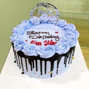 Bánh sinh nhật tặng cho người yêu