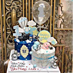 Bánh sinh nhật cho bé