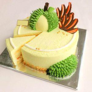 Bánh sinh nhật sấu riêng