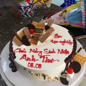 Bánh sinh nhật tặng anh trai