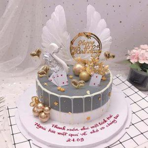 Bánh sinh nhật tặng bạn chí cốt