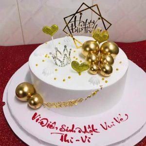 Bánh sinh nhật tặng bạn thân thích