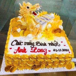 Bánh sinh nhật cho tuổi rồng