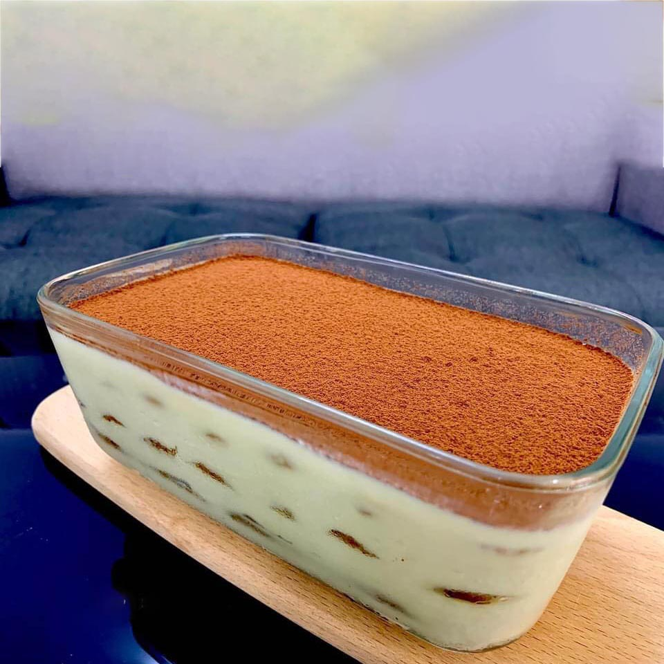 Bánh kem tiramisu