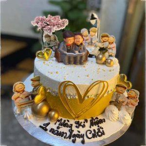 Bánh sinh nhật kỉ niệm ngày cưới