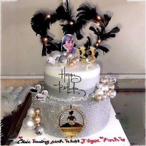 Bánh sinh nhật tặng bạn