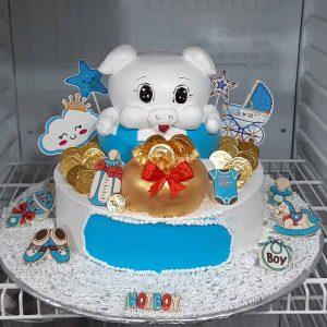 Bánh sinh nhật cho tuổi hợi