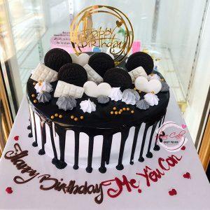 Bánh sinh nhật tặng con yêu
