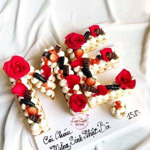 Bánh sinh nhật tặng mẹ yêu thương