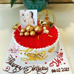 Bánh sinh nhật tặng vợ