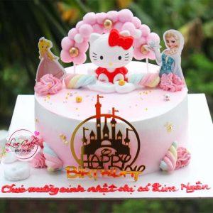 Bánh sinh nhật tặng con gái