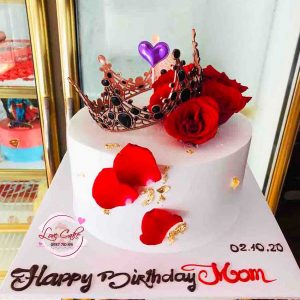 Bánh sinh nhật đẹp tặng mẹ thương
