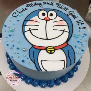 Bánh sinh nhật hình doremon