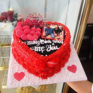 Bánh sinh nhật tặng mẹ