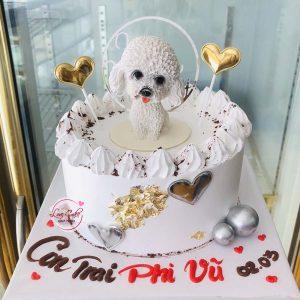 Bánh sinh nhật tặng con cưng