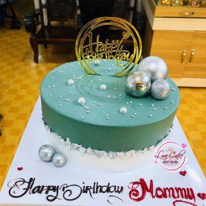 Bánh sinh nhật tặng má thương