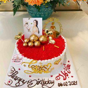 Bánh sinh nhật tặng mẹ yêu quý