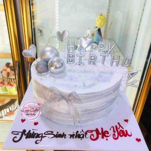 Bánh sinh nhật tăng mum yêu