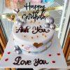 Bánh sinh nhật đơn giản