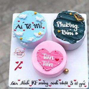 Bánh sinh nhật mini
