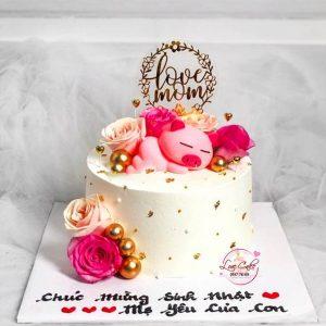 Bánh sinh nhật tuổi hợi