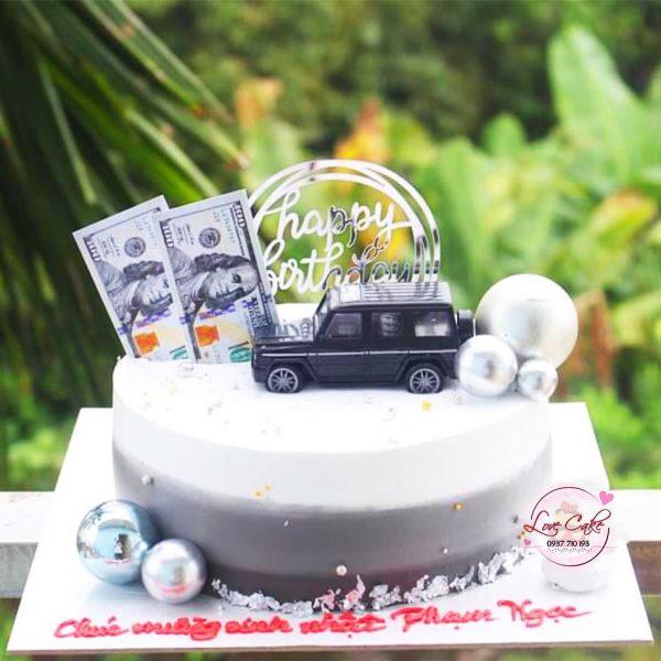 Bánh sinh nhật sang trọng
