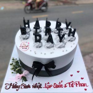 Bánh sinh nhật tặng bạn nam